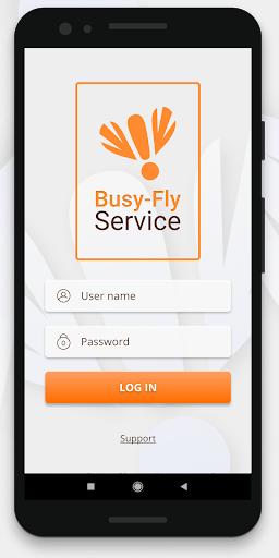 BusyFly Service  screenshots 1