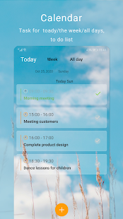 Hanhan Time-calendar&task timing,remind Screenshot
