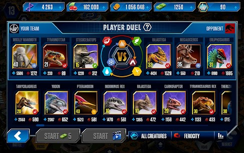 Jurassic World : The Game APK Download 20