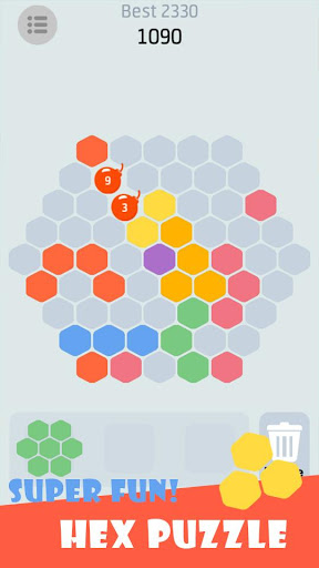 Hex Puzzle - Super fun screenshots 1