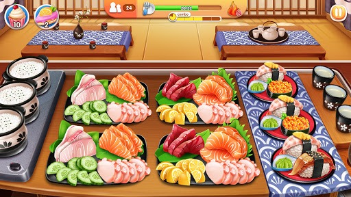 My Cooking - Restaurant Food Cooking Games modavailable screenshots 5