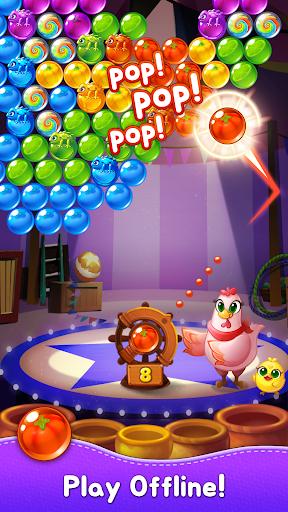 Bubble CoCo : Bubble Shooter modavailable screenshots 5