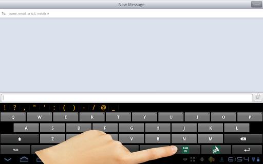 Ezhuthani  - Tamil Keyboard - Voice Keyboard android2mod screenshots 20