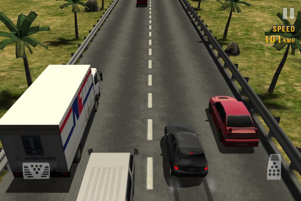 Traffic Racer poster 4