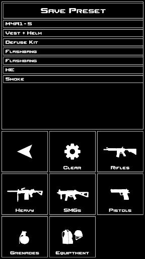 Mobile Buy Bindings for CS:GO 1.3 screenshots 2