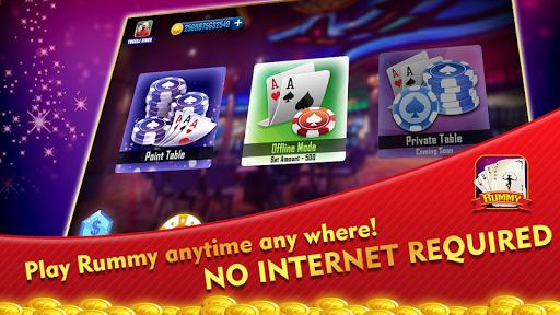 Rummy offline King of card game 1.1 Screenshots 2