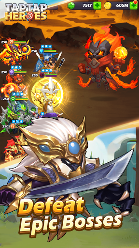 Taptap Heroes:Void Cage android2mod screenshots 4
