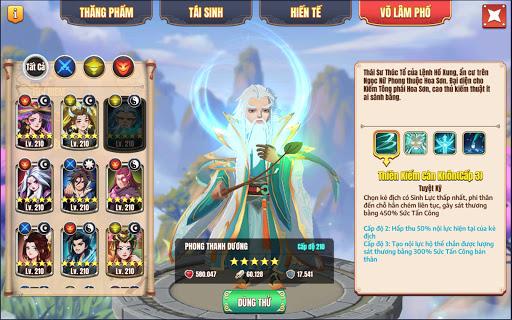 Tu00e2n Minh Chu1ee7 - SohaGame 2.0.8 screenshots 15