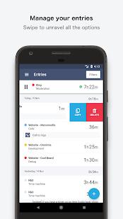 Timeneye Screenshot