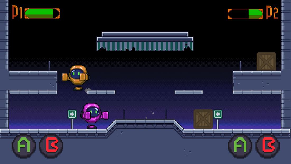 PunchBots: Unusual robots fight screenshot 14