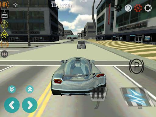 Car Drift Simulator 3D  screenshots 4