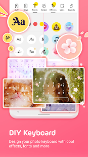 Facemoji Emoji Keyboard:Emoji Keyboard,Theme,Font Screenshot