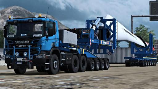 Cargo Real Driving Truck Simulator  screenshots 8