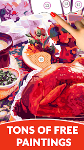 Oil Painting Color by Number – April Coloring Mod Apk 2.77.0 3