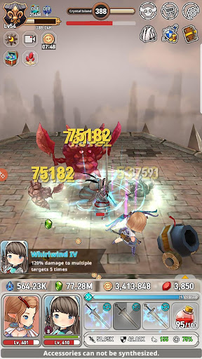 MY Little Fantasy: Healing RPG 1.19.45 screenshots 21