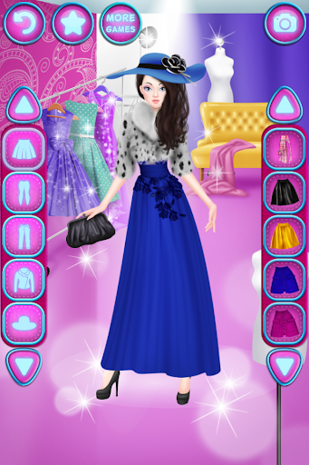 Fashion Show Dress Up Game  screenshots 3