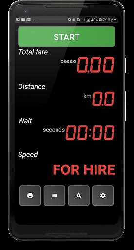 TAXImet - Taximeter  Screenshots 1