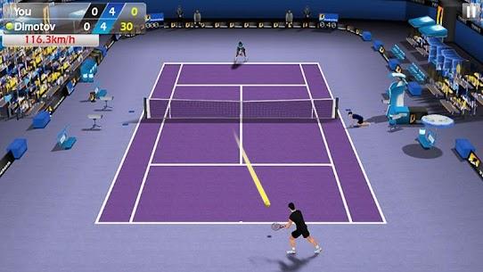 Fiske Tenisi 3D – Tennis Apk İndir 4