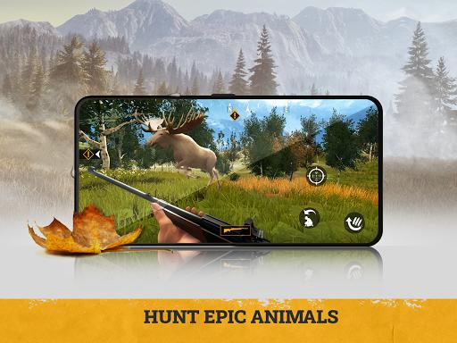 Code Triche theHunter - 3D hunting game for deer & big game APK MOD (Astuce) screenshots 1