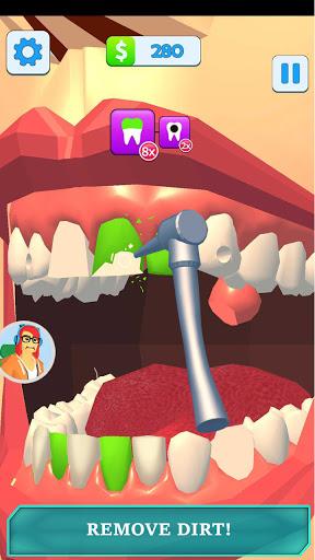 Dentist Inc : Dental Care Doctor Games 1.2.2 screenshots 3
