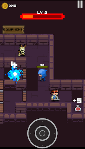 Gambit Dungeon:RPG Card Game & Roguelike Battles screenshots 7