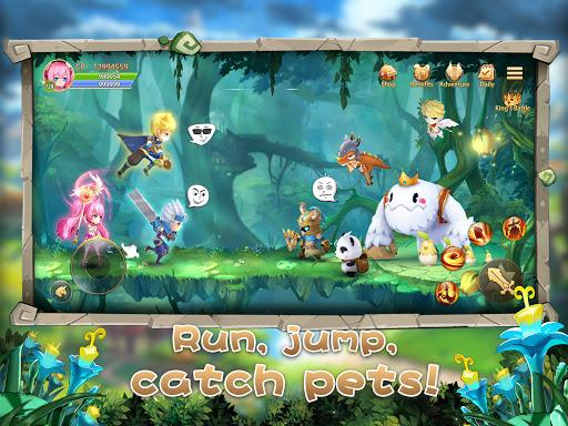 Rainbow Story: Fantasy MMORPG  screenshots 10