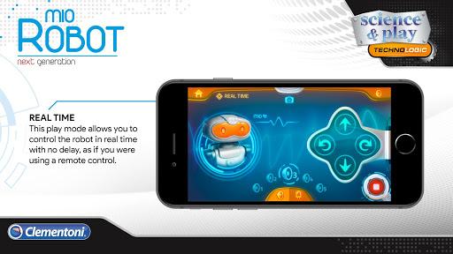 Mio, the Robot 1.1 Screenshots 3