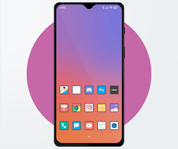 Sweet Edge Apk- Icon Pack 1.8 (Paid) Download 2