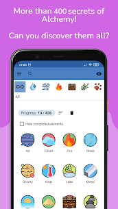 Alchemy Merge — Puzzle Game Mod Apk 1.2.37 (Lots of Tips) 1