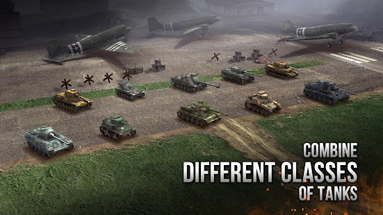 Armor Age: Tank Gamesud83dudca5 RTS War Machines Battle screenshots 12