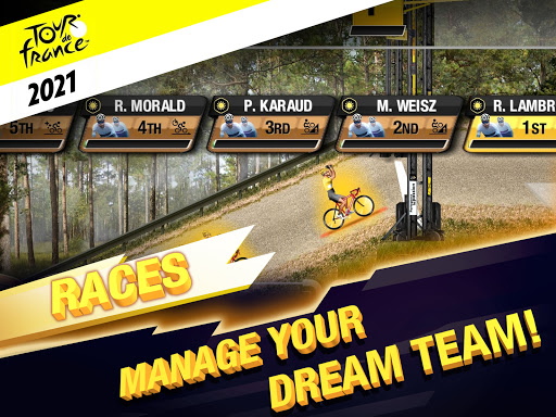 Tour de France 2021 Official Game - Sports Manager android2mod screenshots 15