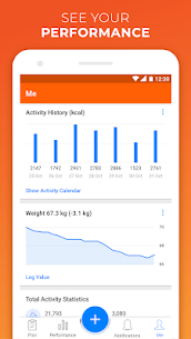 Virtuagym Fitness Tracker Home Gym v9.3.2 PRO APK 2