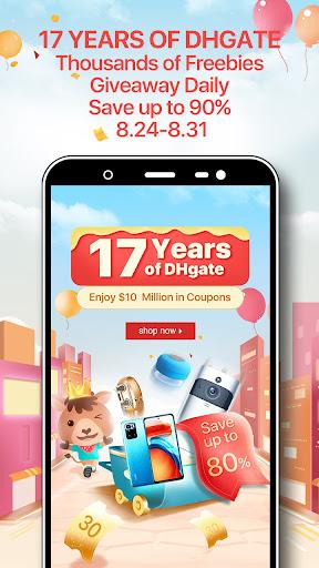 DHgate - online wholesale stores apktram screenshots 5