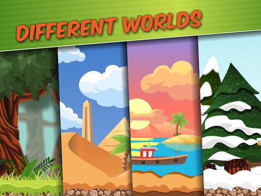 Red Panda: Casual Slingshot & Animal Logic Game  screenshots 9