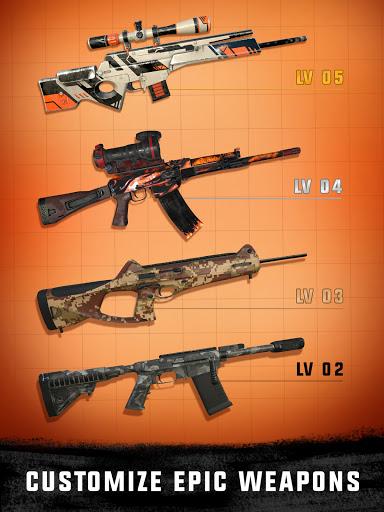 Sniper 3D: Fun Free Online FPS Shooting Game screenshots 6