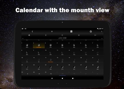 Moon Phase Calendar 1.46 APK screenshots 10