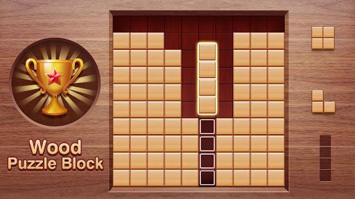 Wood Puzzle Block  screenshots 21