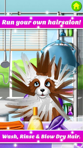 Hair Salon Makeover  Screenshots 3