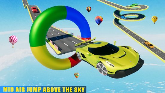 Nitro Cars gt Racing Airborne Apkfinish screenshots 2