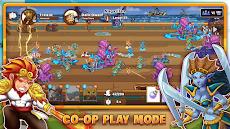 Mega War - Clash of Legionsのおすすめ画像4