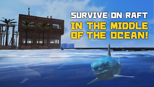 Survival and Craft: Crafting In The Ocean Mod Apk 276 (Free Shopping) 3