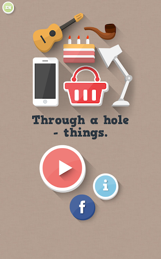Through a hole - things For PC Windows (7, 8, 10, 10X) & Mac Computer Image Number- 11