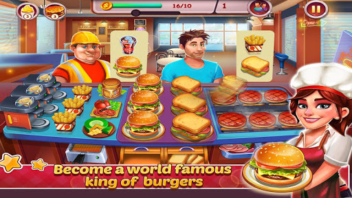 Kitchen Madness - Restaurant Chef Cooking Game Apkfinish screenshots 9