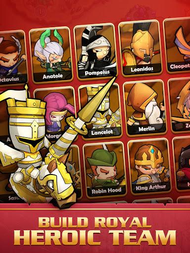 Mini War: Pocket Defense modavailable screenshots 11