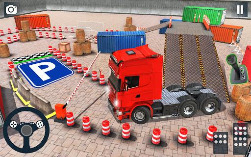New Truck Parking 2020: Hard PvP Car Parking Games  screenshots 9