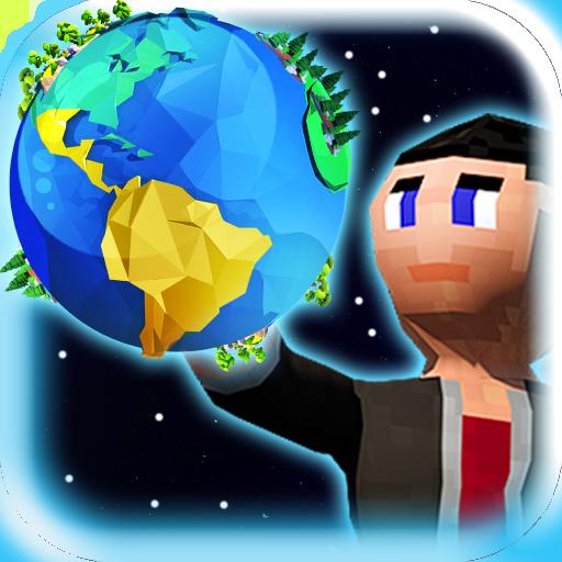 Terracraft: Block Build and Mine Survival Craft