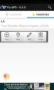 Fly GPS-Location fake/Fake GPS screenshots 5