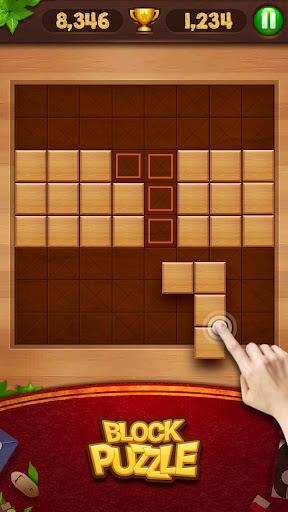 Wood Block Puzzle android2mod screenshots 3