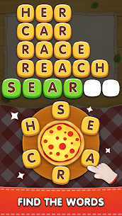 Word Pizza MOD (Unlimited Coins) 1