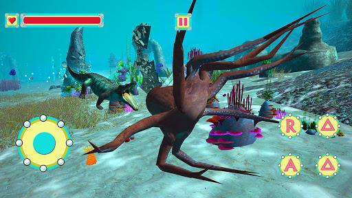 Underwater Crocodile Simulator u2013 Crocodile Games 1.3 screenshots 10